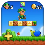 Lep's World 3 Plus - супер лучшая игра платформер