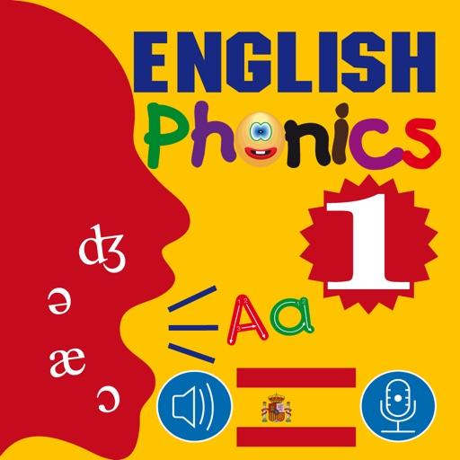 English Phonics 1 (Pronunciación de Inglés 1)