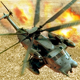 Mortal Mission - Helicopter War Game