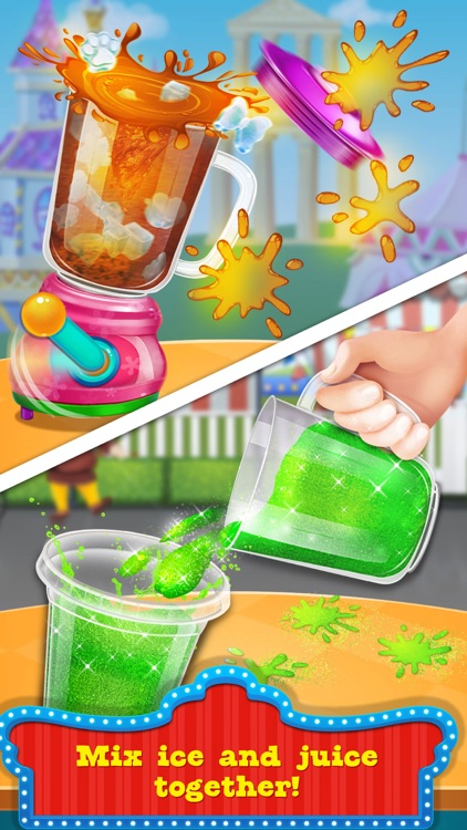 Slushy! - Make Crazy Drinks screenshot-3