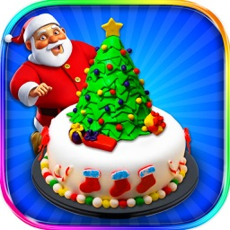 Christmas 2016 Cake Shop - Cooking Magic Cakes
