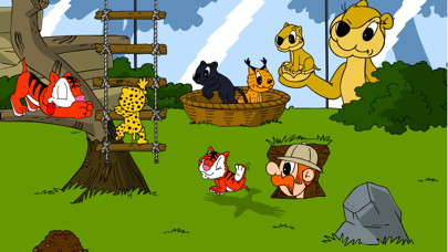 Lion Cubs Kids Zoo Games 1