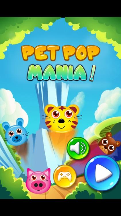 Pet Pop Mania