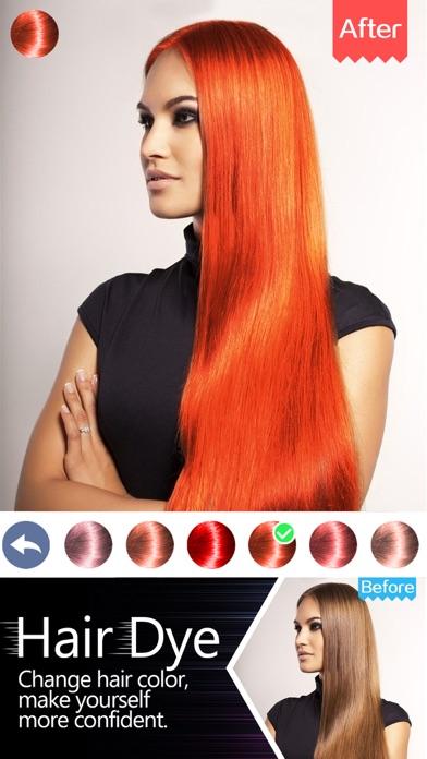 Hair Dye-Wig Color Changer,Splash Filters Effectsのおすすめ画像1