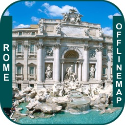 Rome_Italy Offline maps & Navigation