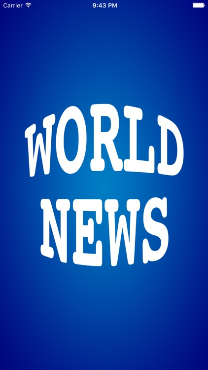 World News - Headlines Around The Globe!
