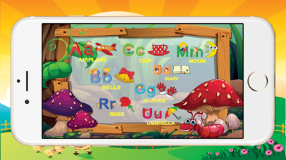 ABCD Alphabet Phonic Tracing Flashcards Toddlers screenshot four
