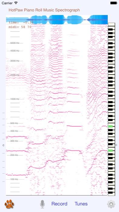 Music Spectrograph   App Price Drops