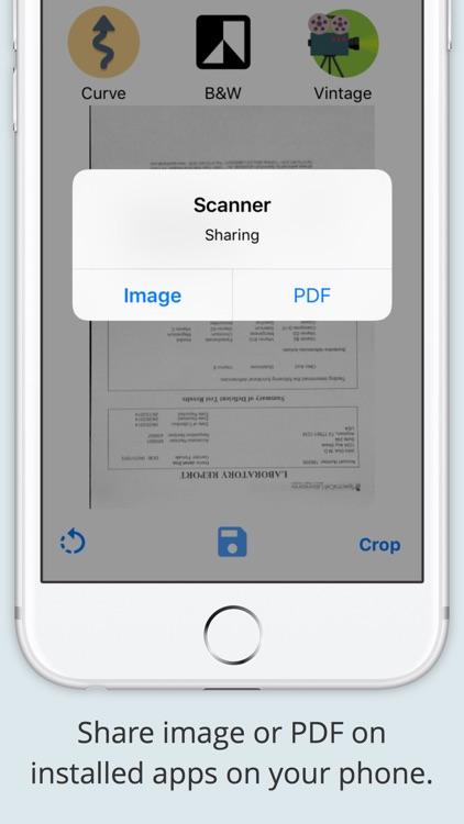 Scanner App -