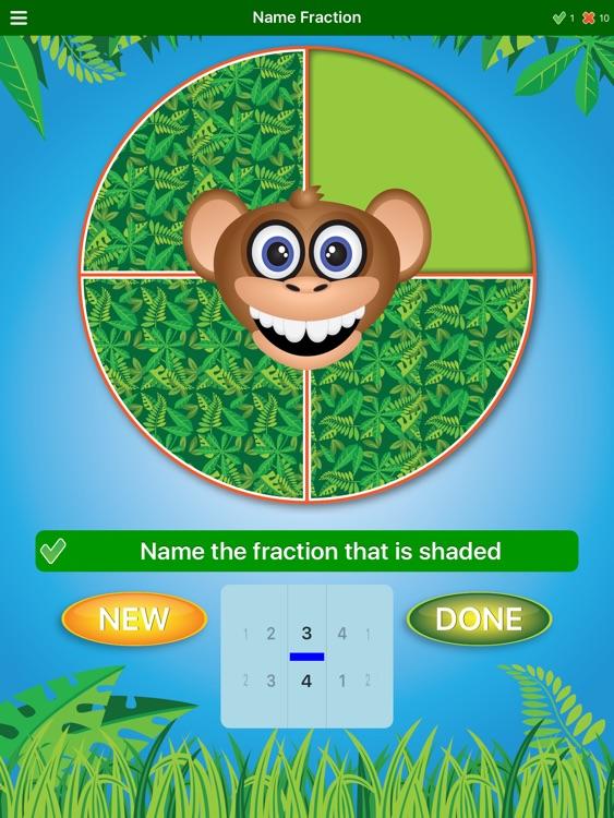 Jungle Fractions
