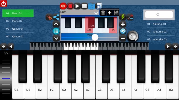 Portable ORG : Oriental Keyboard PRO