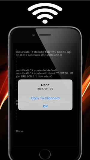 decrypt wifi password iphone