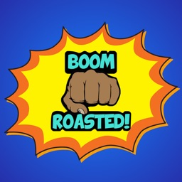 BOOM: Roasted Stickers for Burning Your Friends