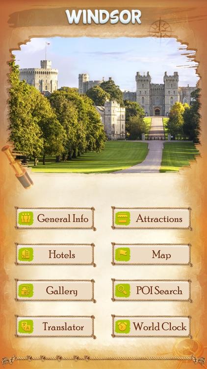 Windsor City Guide