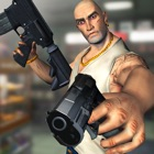 Gangster Super-Market Store Robbery: Action Game icon