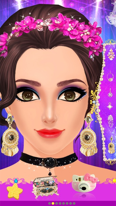 Makeup Girls Wedding Dress Up Make Up Games By Yongqiang Zhou