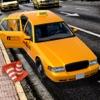 市出租车司机辛2016 - 黄色出租车停车拉斯维加斯实际交通躁狂症