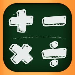 Math is fun +- math games for kids & adult,grade 1