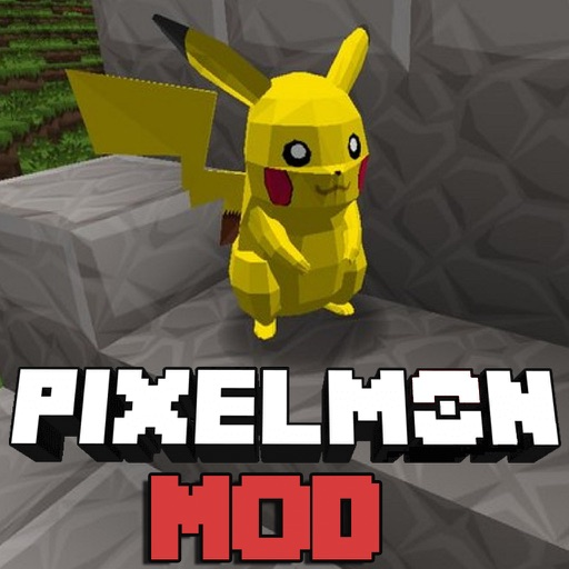 Pixelmon Mod - Craft Mods Guide For Minecraft PC | Apps