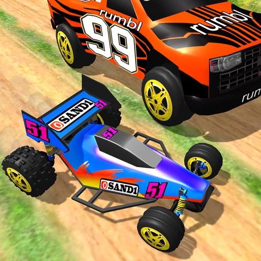 RC Car Traffic Racer 3D. Real Drift Hero Rider