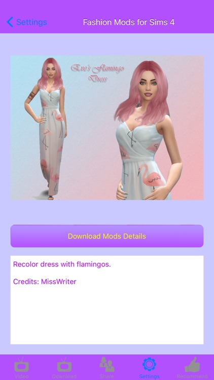 Fashion Mods for Sims 4 (Sims4, PC) screenshot-3