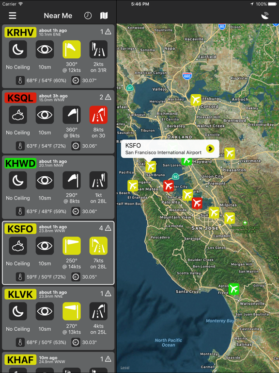 Takeoff HD - Aviation Weather screenshot