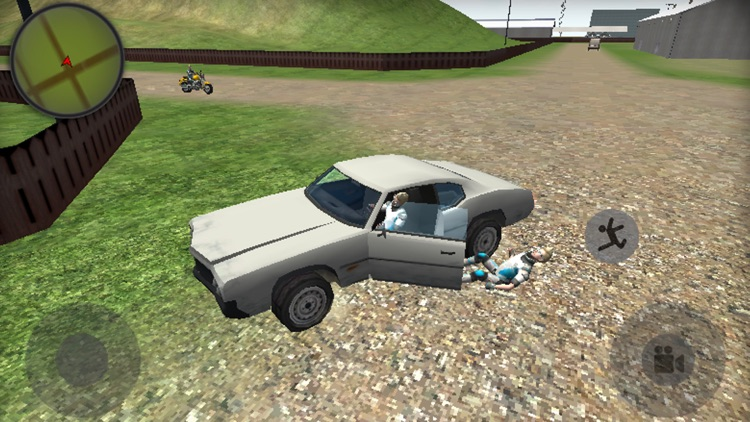 Driver - Open World Game Simulation