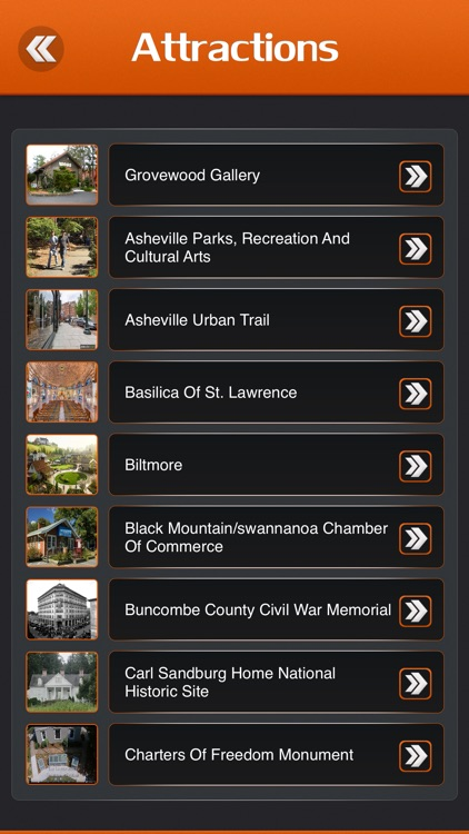 Asheville Tourism Guide