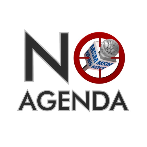 No Agenda Stickers