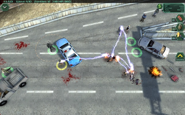 Zombie Defense HNG Screenshot