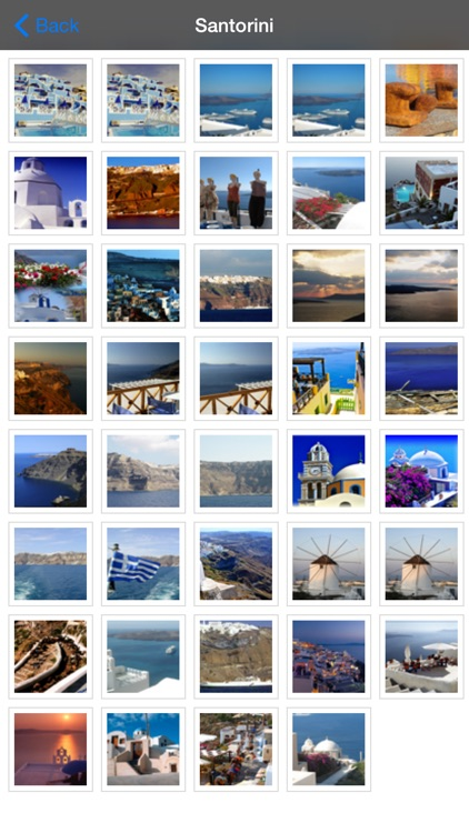 Santorini Offline Map Travel Guide screenshot-4