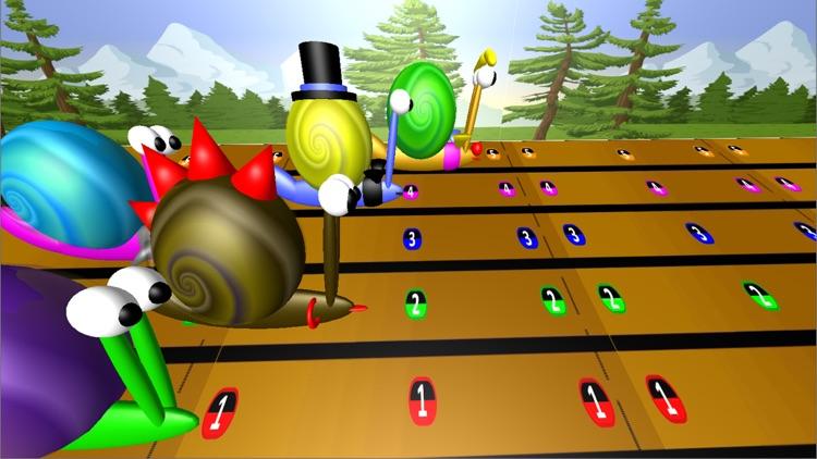 Snail Racing Pro screenshot-3