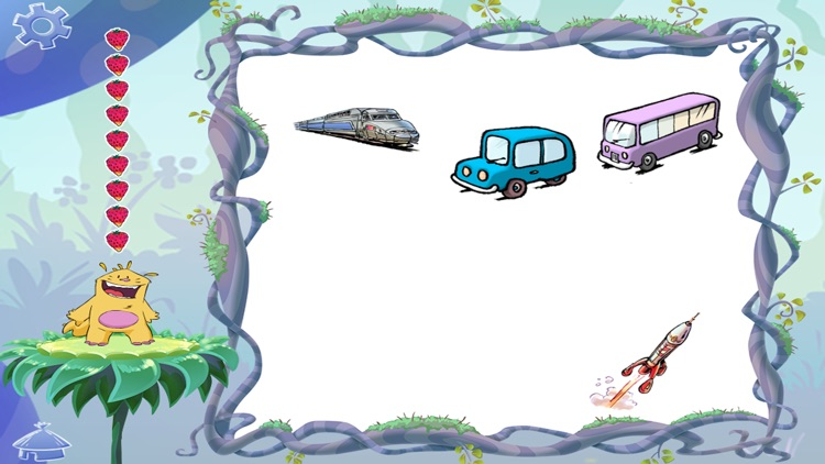 Learn the vehicles - Buddy's ABA Apps