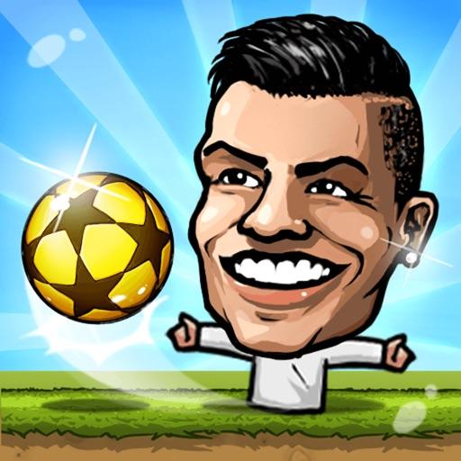 Puppet Soccer Champions — футбольная лига большеголовых кукол звездных игроков