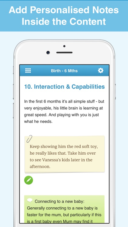 In Dad's Care - Essential Baby Care for new Dads screenshot-4
