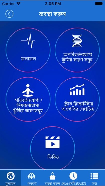 Stroke RiskoMeter BengaliLite