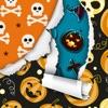 Halloween Wallpaper Pattern