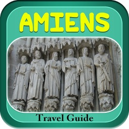 Amiens Offline Map City Guide