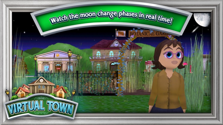 Virtual Town screenshot-4