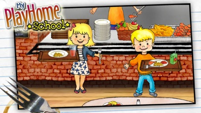 My PlayHome School Screenshots