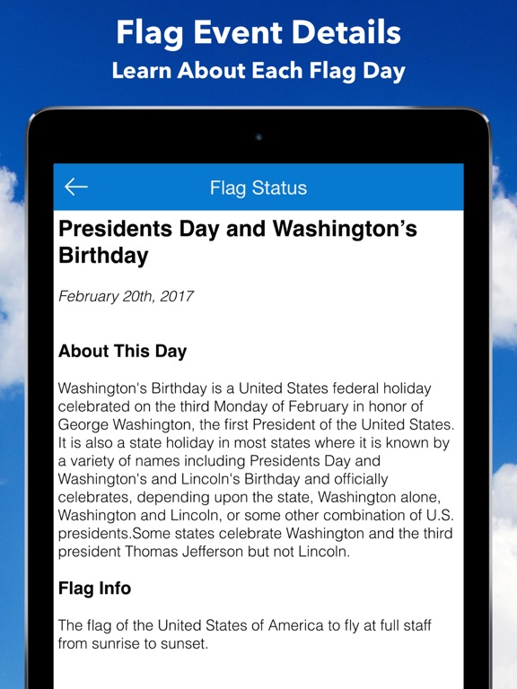 Flag Day screenshot 4