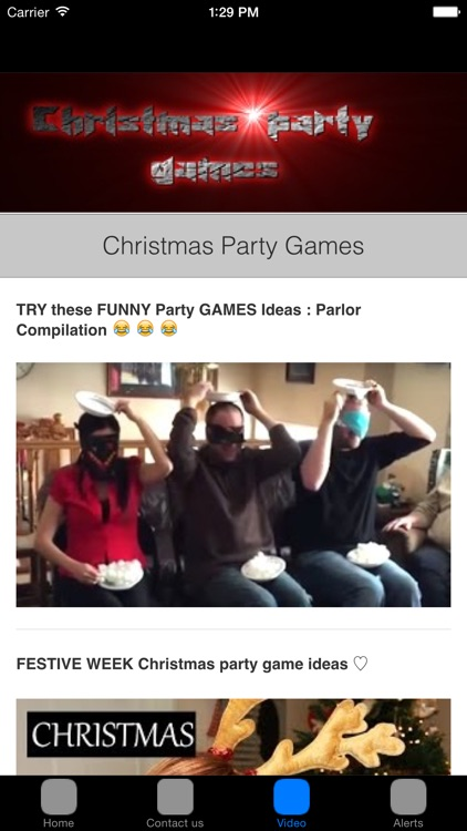 Christmas Party Games : Ideas For All