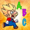 Dokkan Adventure Run Way To Learn - ABC Alphabet