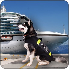 Activities of Police Dog Cruise Crime Chase