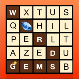WordGems-A word finding puzzle