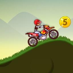 Hill Bike Racing