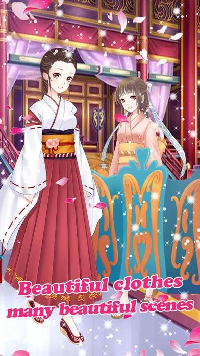 ビューティーサロン-楽しいお姫様の着せ替え無料ゲームスクリーンショット2