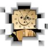 3D時計の壁紙HD - 引用やアートの写真