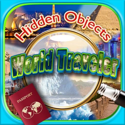 Hidden Objects World Traveler - Puzzle Adventure