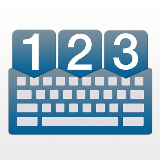 Numberie Keyboard